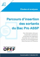 Parcours d'insertion des sortants du Bac Pro ASSP