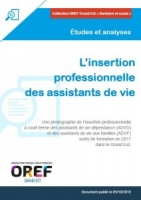 L'insertion professionnelle des assistants de vie