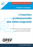 L'insertion professionnelle des aides-soignants
