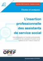 L'insertion professionnelle des assistants de service social